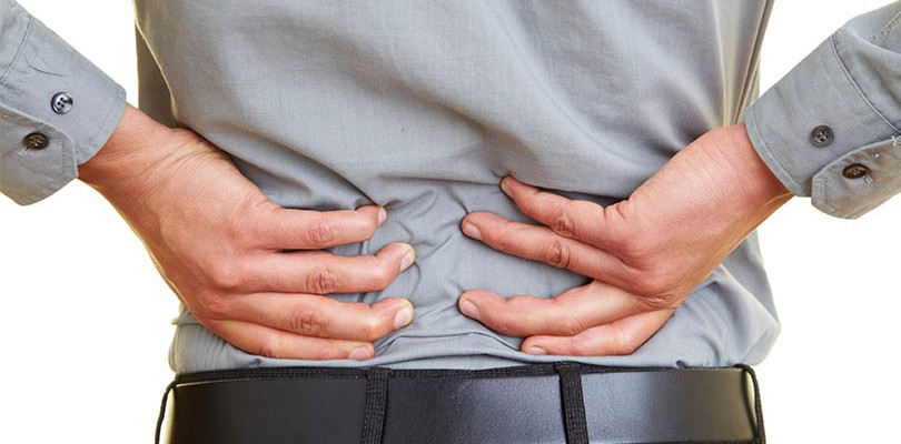 Persistent Lower Back Pain