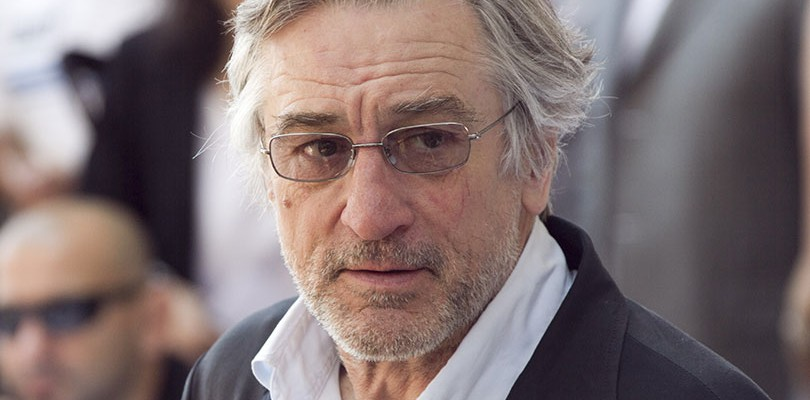 Celebrities Who Battled Cancer - Robert de Niro