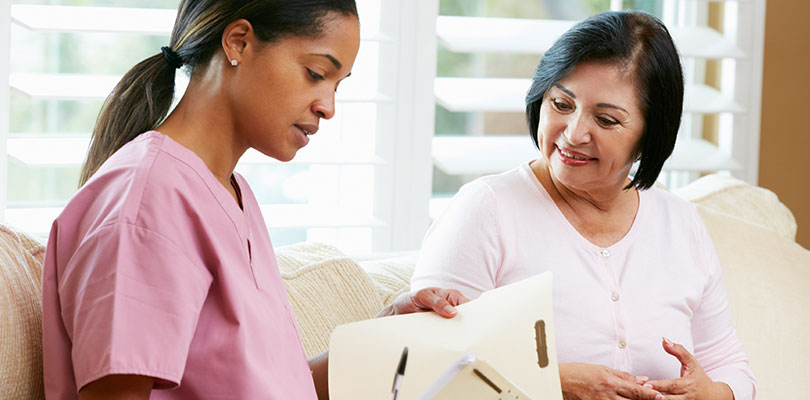 Mammograms Improve Survival Rates
